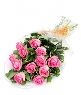 ROSE BOUQUET PINK 12